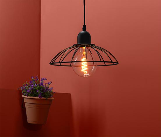Venkovní filamentové svítidlo s LED