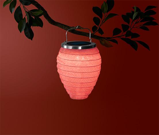Solární lampión, malý