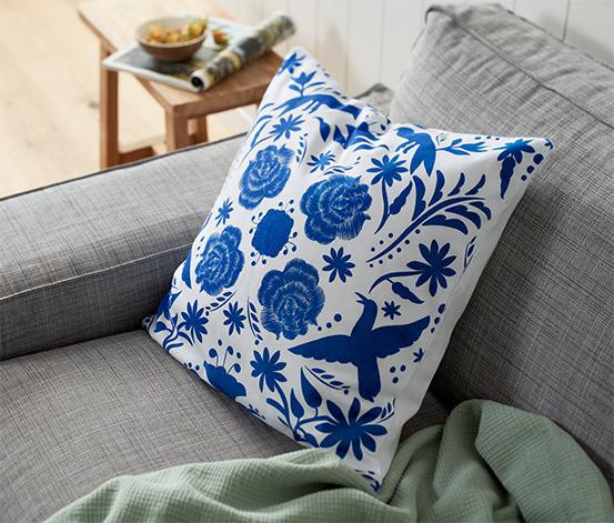 Povlak na dekorační polštářek