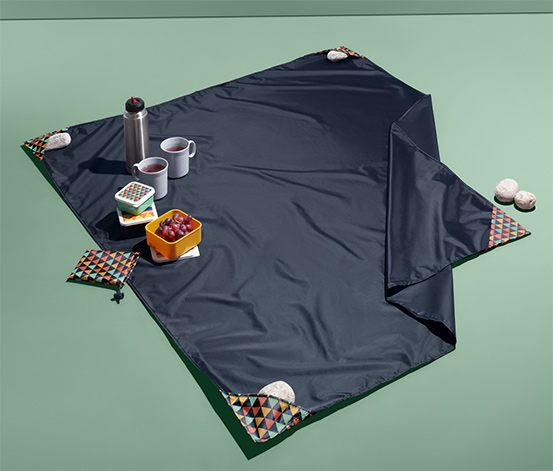 Minideka na piknik