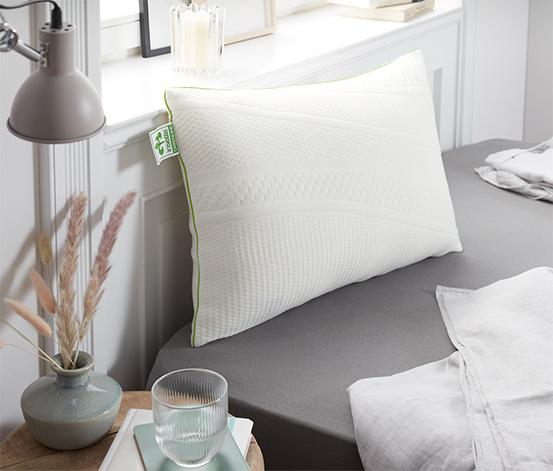 Komfortní polštář irisette® greenline