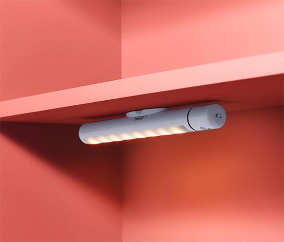 Multifunkční svítidlo s LED