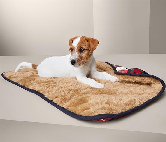 Měkoučká deka pro psy