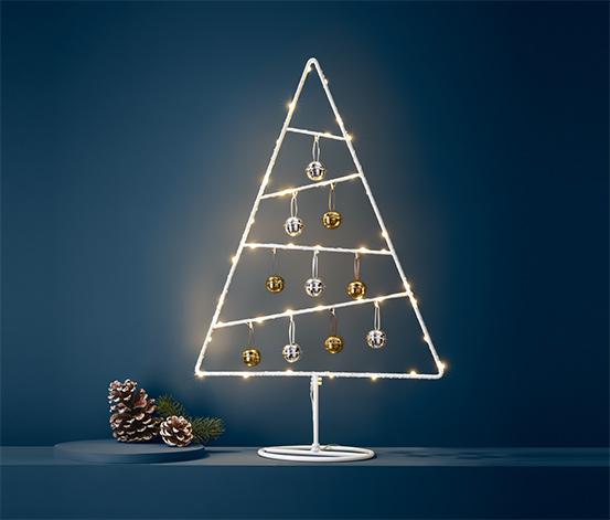 Vánoční stromeček s LED