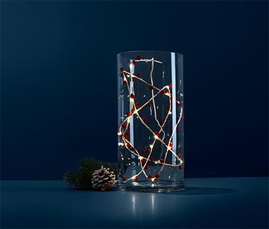 Světelná větvička s LED