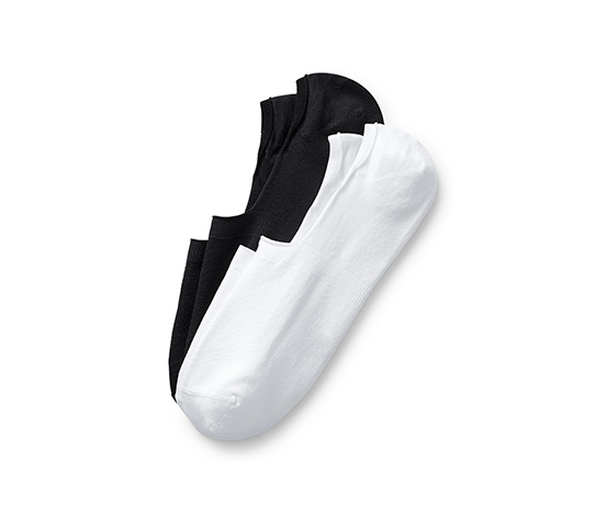 Sportovní krátké ponožky Invisible