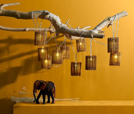 Světelný řetěz s LED Ratan