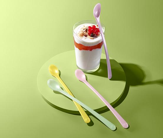 Lžičky na jogurt