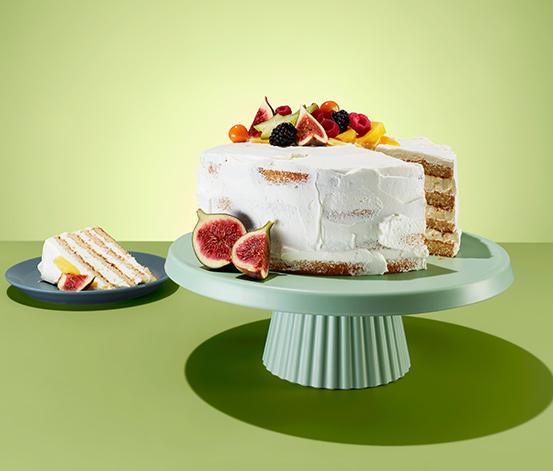 Podnos na dort s podstavcem