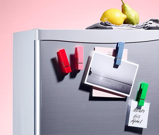 Magnety na chladničku, 4 ks