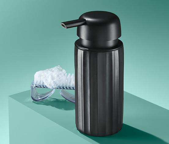 Keramický dávkovač mýdla