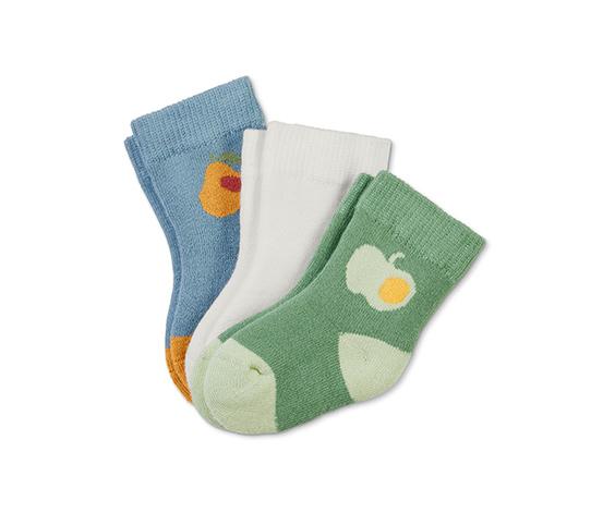 Dětské ponožky, 3 páry