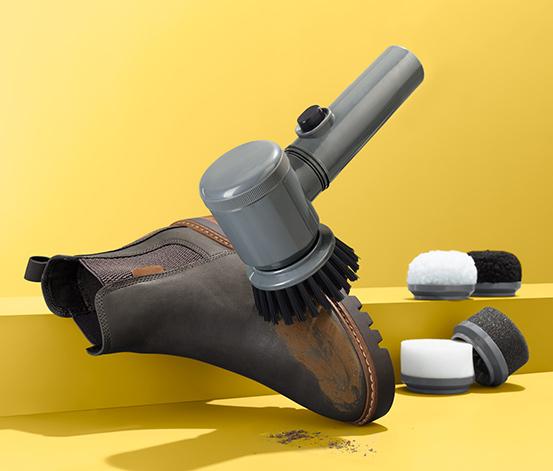 Elektrický kartáč na čištění bot
