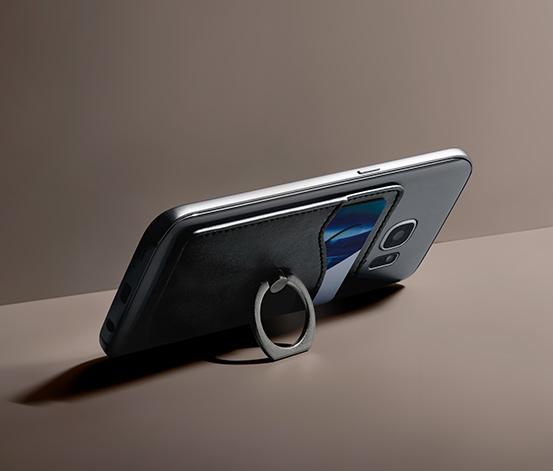 Pouzdro na karty na smartphone