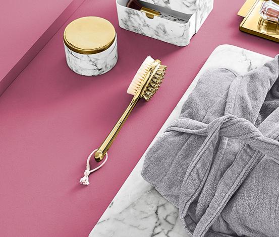 Kartáč na sprchování a masírování