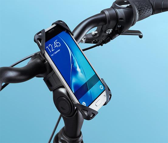 Držák smartphonu na jízdní kolo