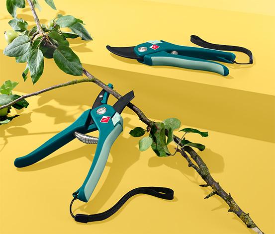 Zahradnické nůžky na větvičky a květiny