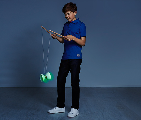 "Diabolo ""Glow in the dark"""