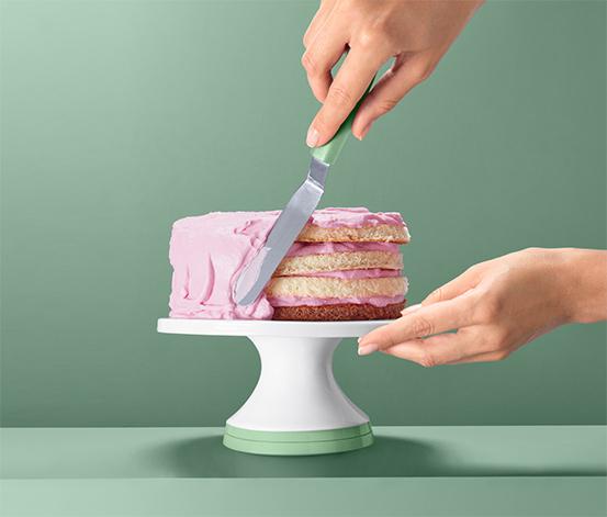 Otočný stojan na dort