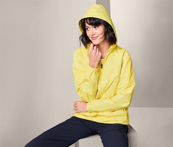 Lehká sbalitelná bunda do deště