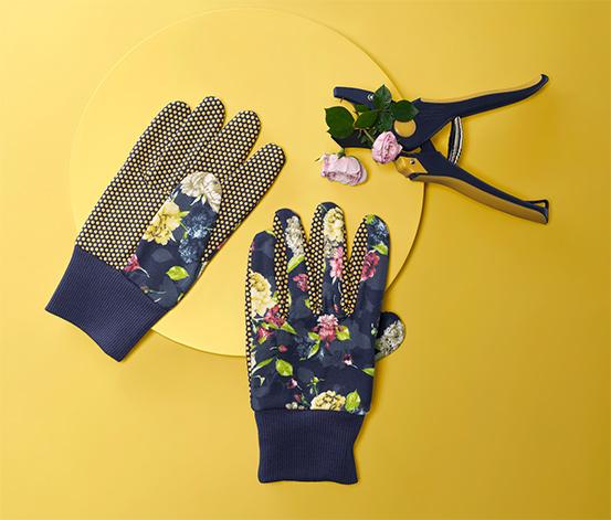 Zahradnické rukavice