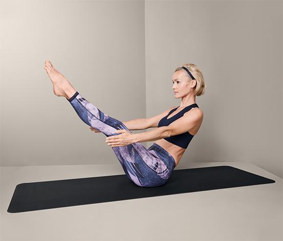 Podložka na jógu a fitness