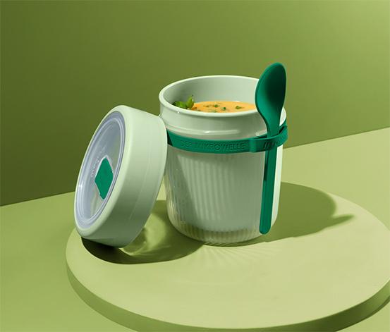 Cestovní hrnek na polévku