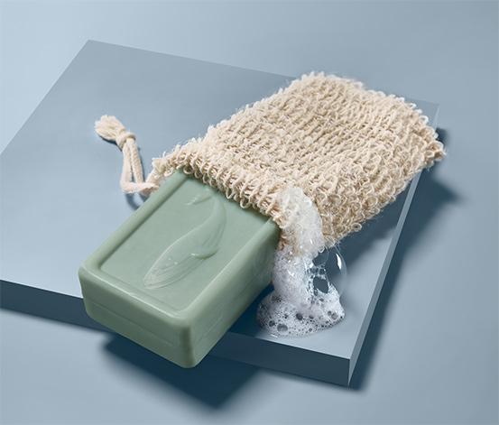 Mýdlo se sáčkem