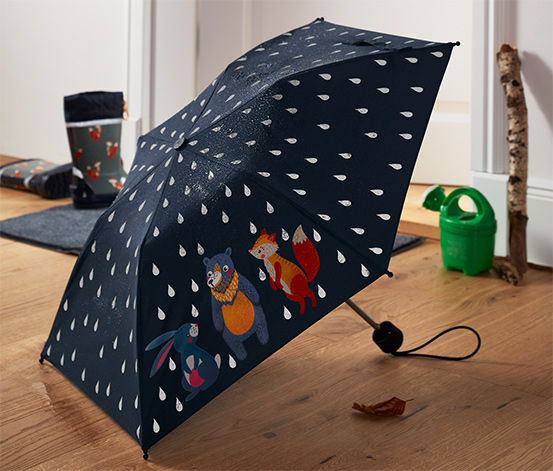 Dětský skládací deštník