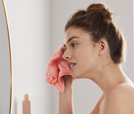 Kosmetické ručníky z mikrovlákna, 3 ks
