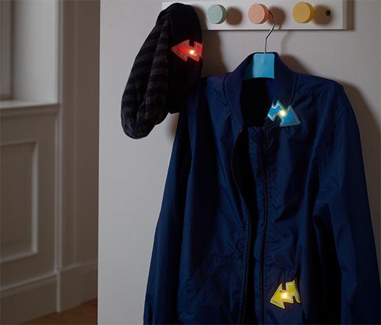 Magnetická světýlka s LED