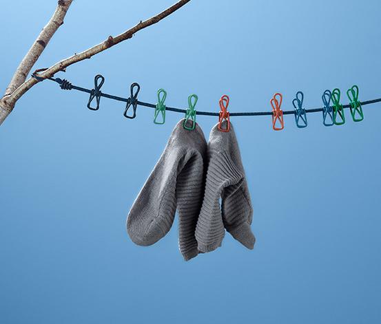 Kempingová prádelní šňůra
