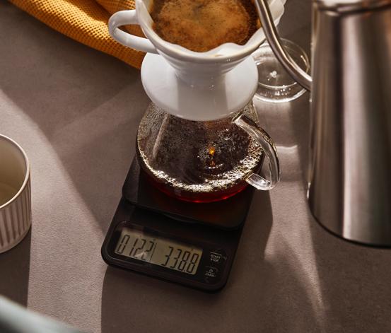 Váha na kávu