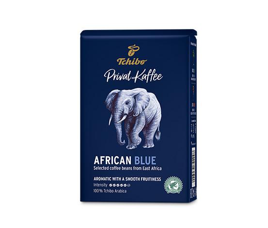 Privat Kaffee African Blue – zrnková káva