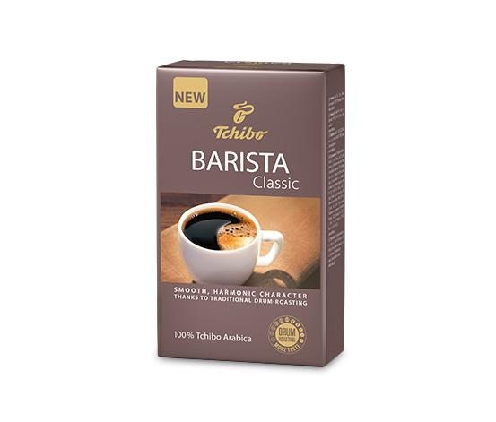 Tchibo Barista Classic - pražená mletá káva