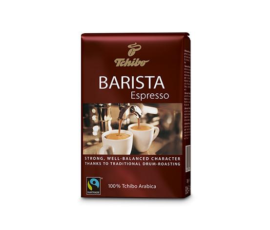 Tchibo Espresso Barista – zrnková káva