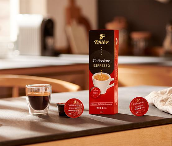 Espresso elegant