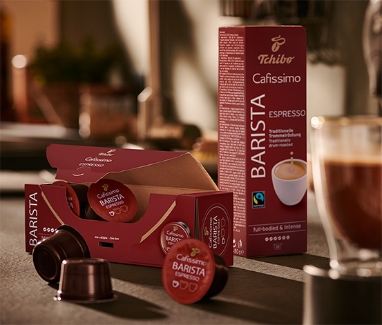 Barista Edition Espresso