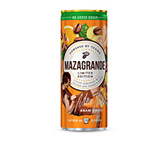 Mazagrande Ginger Orange, 12 ks